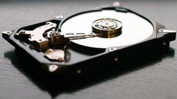 пам'ять жорстких дисків