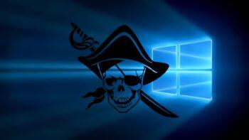 піратських версій Windows та Office