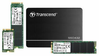 Transcend SSD без буфера DRAM (MTE632T - MTS932T - MTS532T - SSD432K)