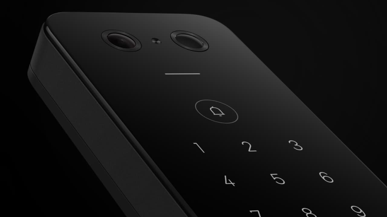 XiaomiAuto Smart Door Lock Pro