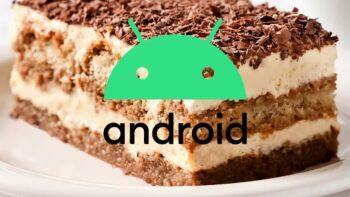 Android 13 Tiramisu (тірамісу)