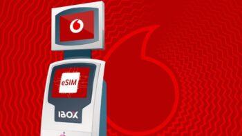 eSIM від Vodafone