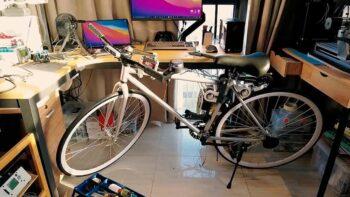 Huawei – безпілотний розумний велосипед