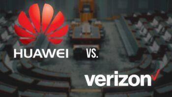 Huawei - Verizon – десяток патентів