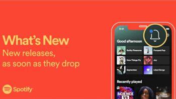 Spotify Що нового