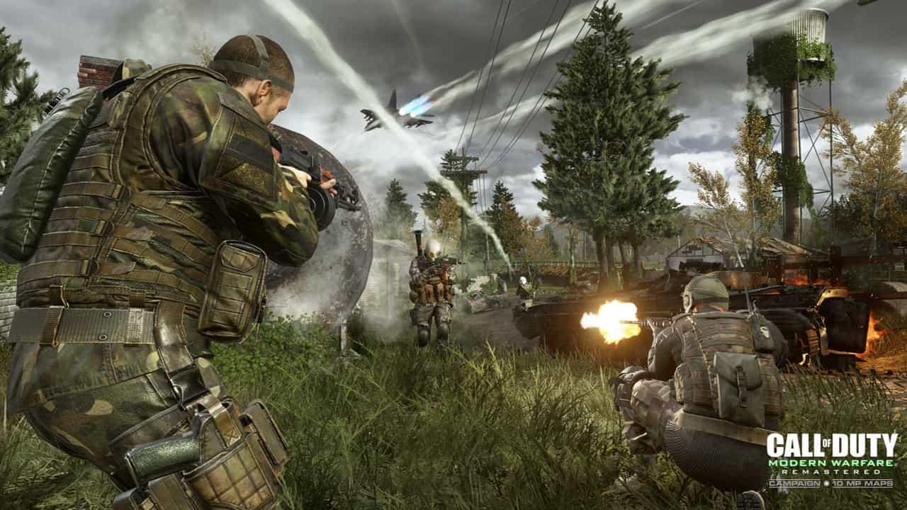 Call of Duty: Modern Warfare (Activision Blizzard)