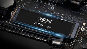 CrucialP5 Plus SSD