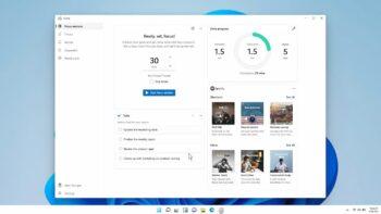 Focus Sessions для Windows 11