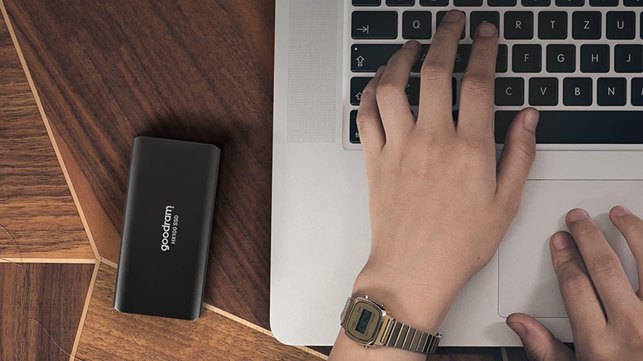 GOODRAM SSD HX100