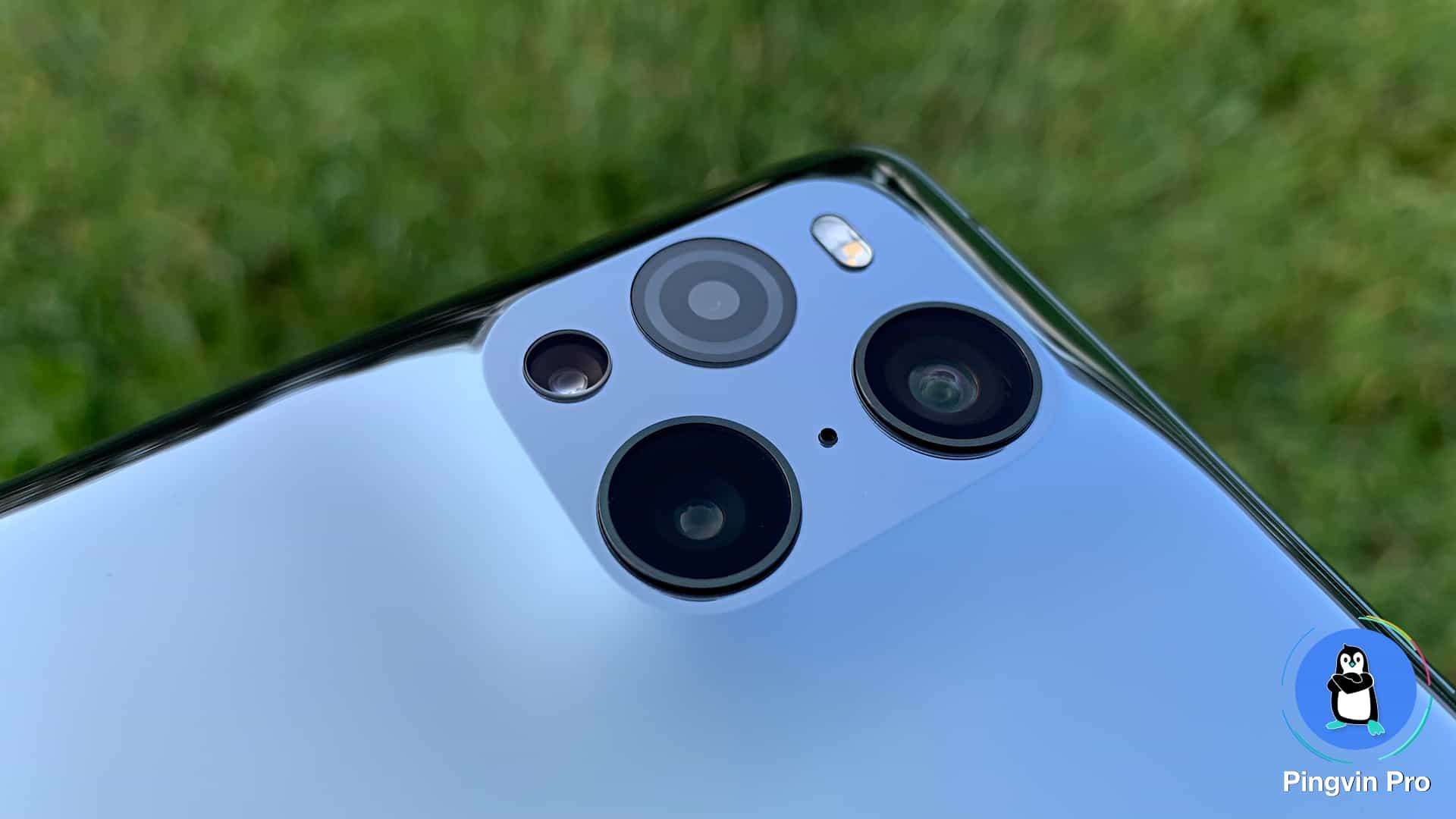 OPPO Find X3 Pro (тыловая камера)