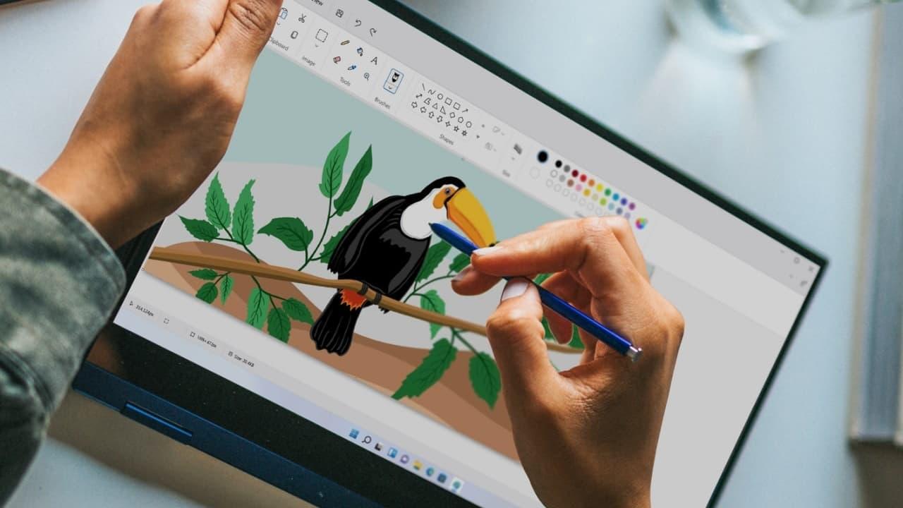 Paint - Windows 11