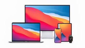 Пристрої Apple (iPhone, MacBook, iPad, Apple Watch, iMac)