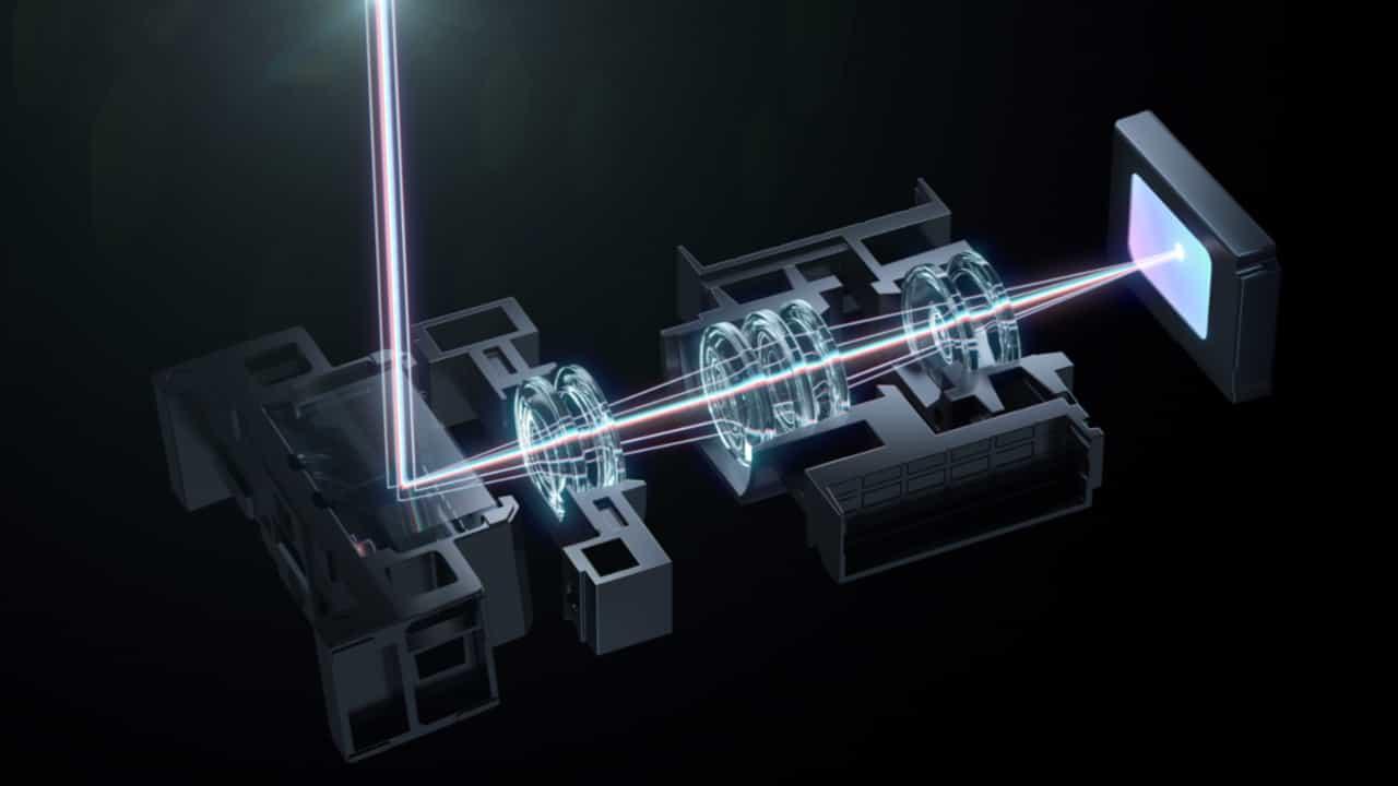 Рендеринг без втрат оптичного зуму (OPPO) - (інноваційні технології обробки зображень)