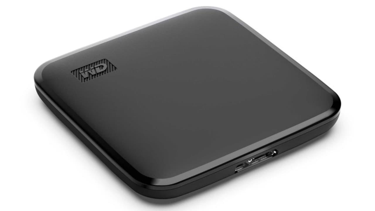 WD Elements SE - SSD (Western Digital)