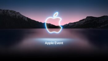 Apple event (2021-09)