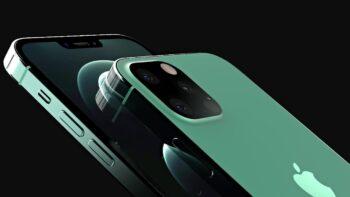 Apple iPhone 13 Pro Max (концепт)