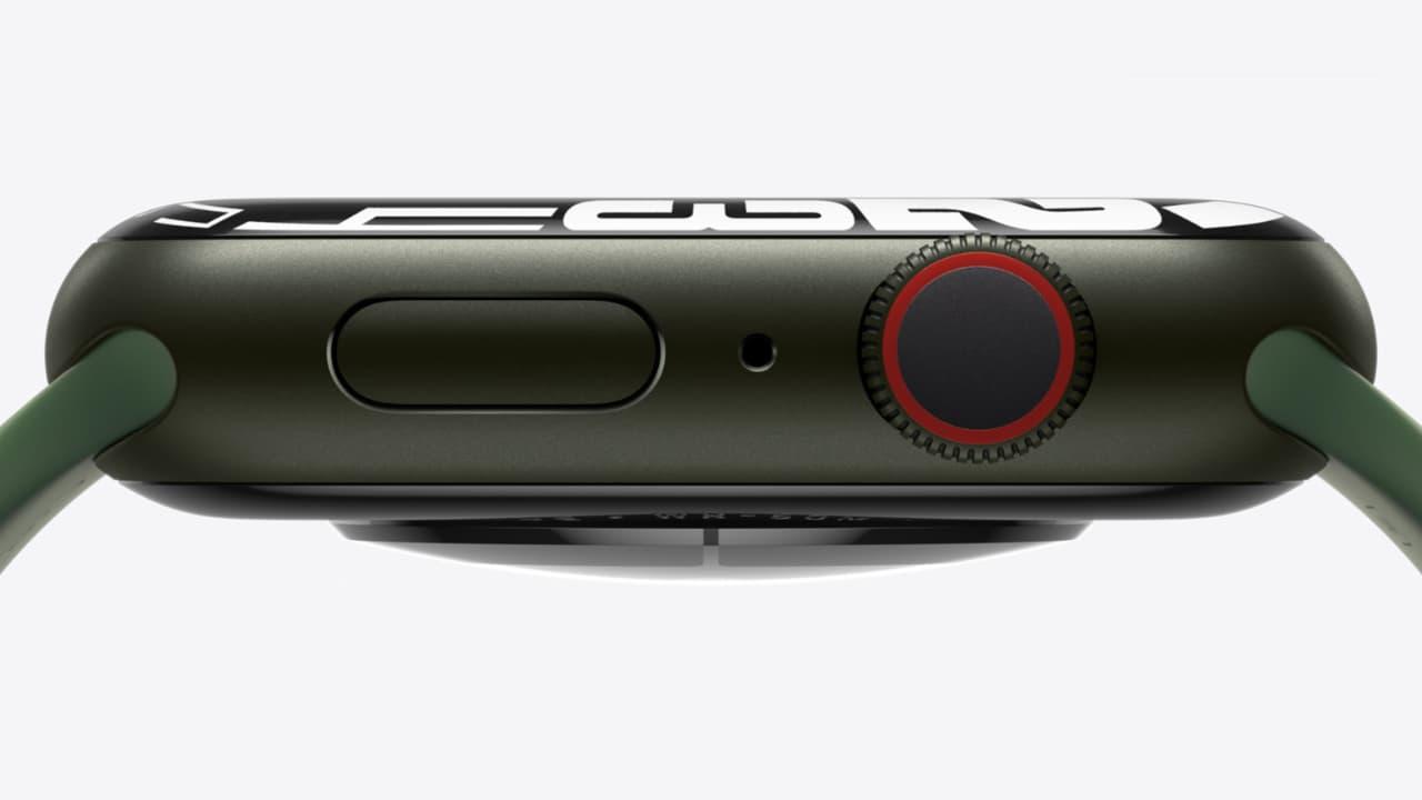 Apple Watch Series 7 отримав вдосконалений дизайн та нові функції