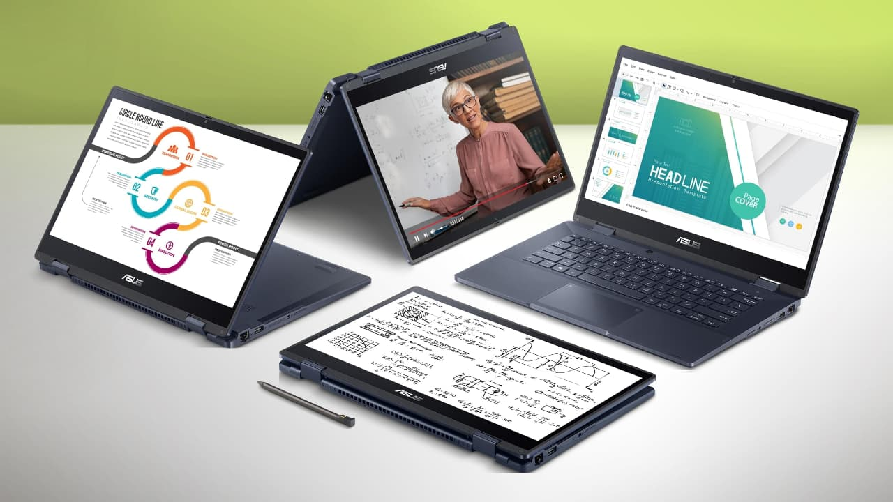ASUS ExpertBook B3 Flip (B3402)
