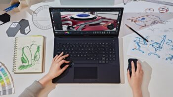 ASUS ProArt Studiobook 16 OLED (H5600) та ASUS ProArt Studiobook Pro 16 OLED (W5600)