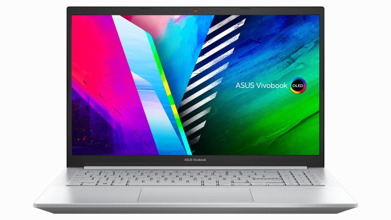 ASUS Vivobook Pro 14 OLED (K3400 - M3401) та ASUS Vivobook Pro 15 OLED (K3500 - M3500)