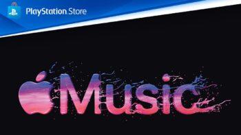 Apple Music - Sony PlayStation 5