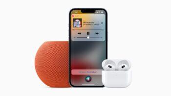 Apple Music Voice Plan та HomePod mini