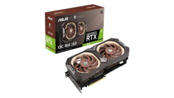 ASUS GeForce RTX 3070 Noctua Edition