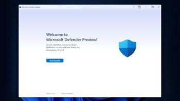 Microsoft Defender - Windows Defender (GibraltarApp - Windows 11)