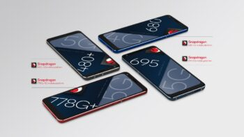 Qualcomm Snapdragon 7, 6 та 4 (Snapdragon 778G Plus 5G, Snapdragon 695 5G, Snapdragon 680 4Gта Snapdragon 480 Plus 5G)