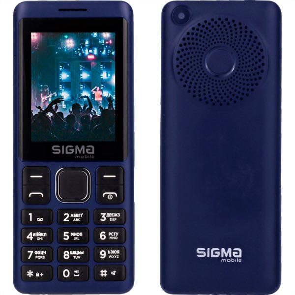 Sigma mobile X-style 25 TONE